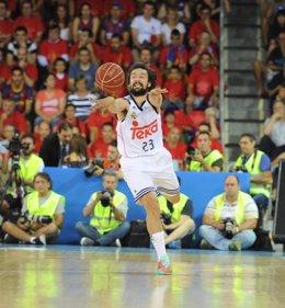 Sergi Llull, MVP de la final de la Liga Endesa