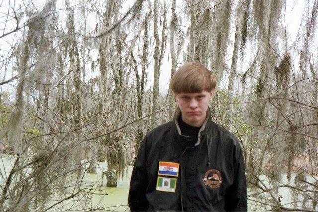 autor del tiroteo en una iglesia de Charleston, en Carolina del Sur, como Dylann