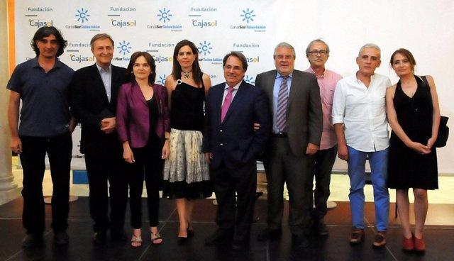 Presentación de la serie documental 'Hijos de Andalucía' de Canal Sur