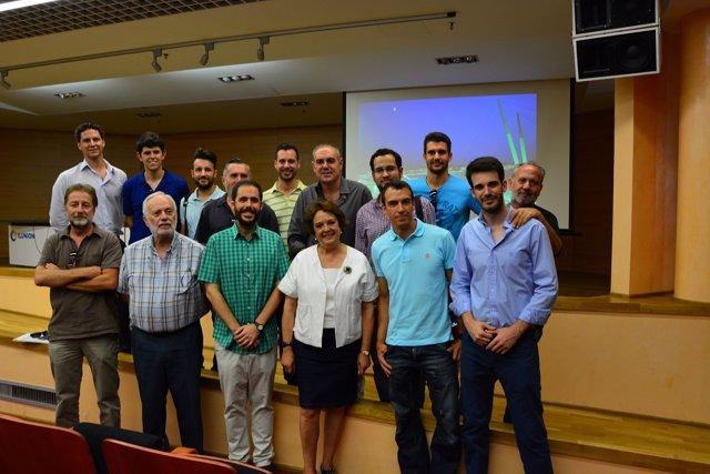 Reunión de la Asociación Legado Expo Sevilla
