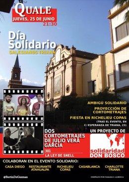 Evento solidario de los Salesianos.