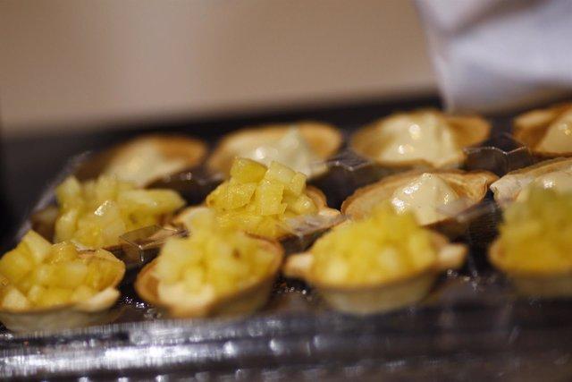 Salón Gourmet de Madrid, comida, tapa, tapas, pincho