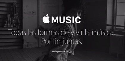 Apple Music pagará 0,2 dólares por canción durante el período de prueba