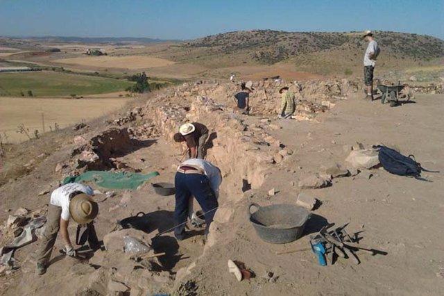 Excavaciones, arqueólogo, arqueología