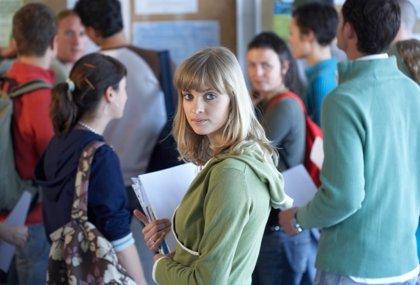 Desciende en un 2,5% el número de matrículas en la universidad