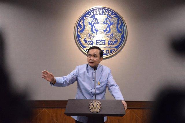 El jefe de la junta militar que gobierna Tailandia