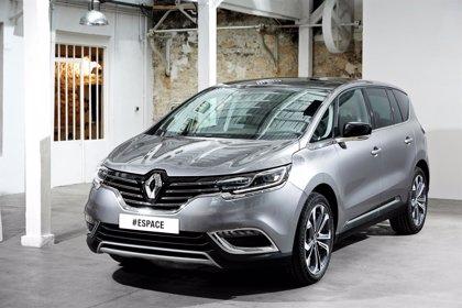 Renault Espace: robusto, elegante e innovador