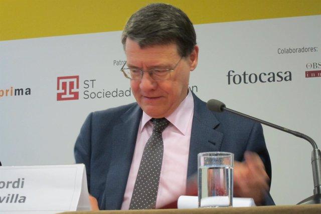 Jordi Sevilla (PwC)