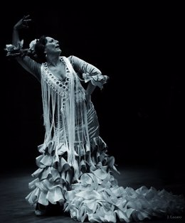 La Lupi bailaora flamenco Bienal Málaga arte cultura baile RETOrno