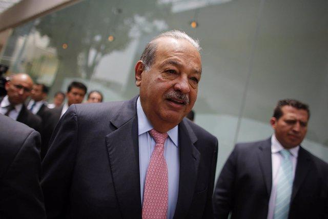 Carlos Slim.
