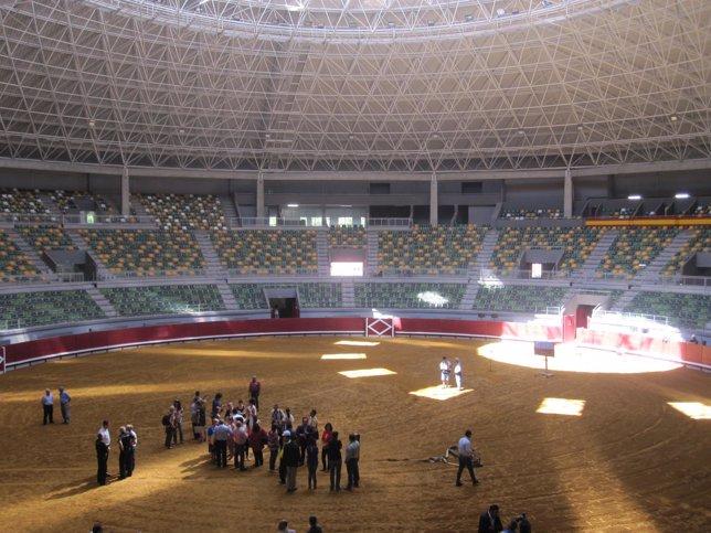 Interior del Coliseum