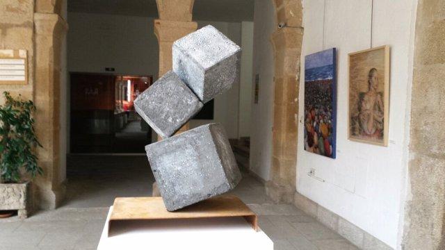 Exposición alumnos de Eulogio Blasco en Cáceres