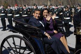 Humala se verá con el Rey y Rajoy durante su visita de Estado en julio