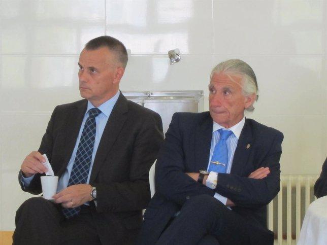 FOTO: Presidentes CEG CEP