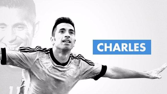 Charles ficha por el Málaga