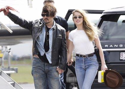 Johnny Depp y Amber Heard: Boicot a Australia