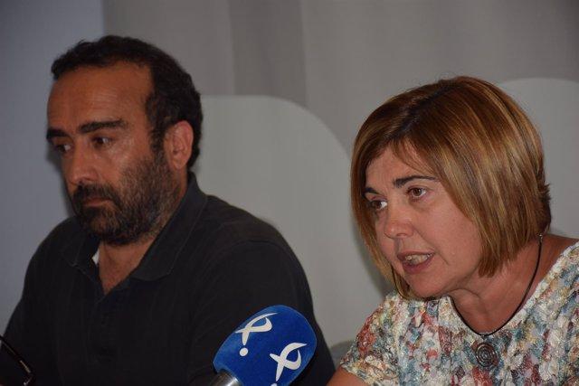 Rosario Cordero será investida presidenta de la Diputación de Cáceres