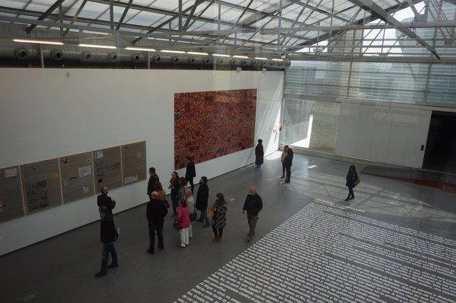 Exposicion en La Conservera