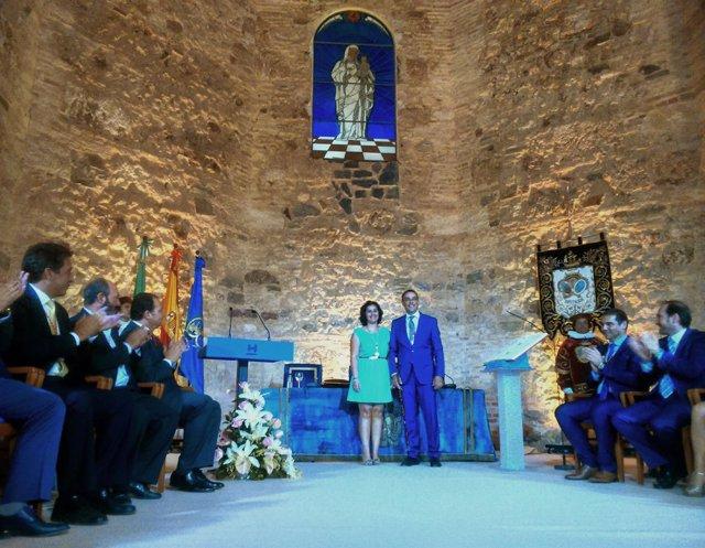 Pleno de Constitución de la Diputación.