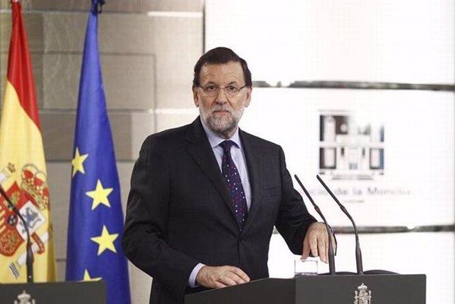 """Rajoy apuesta por que """"como mínimo"""" se crecerá el 2,9%"""