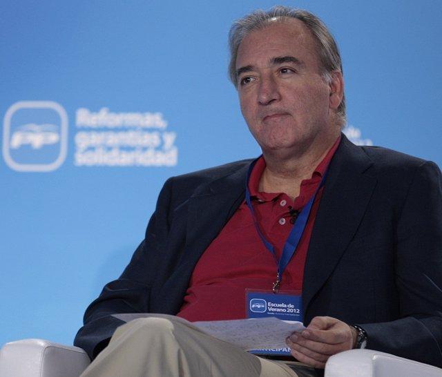José María Beneyto, diputado del PP