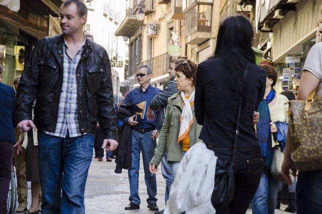 Turismo, Turistas