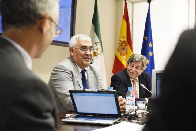 Antonio Ramírez de Arellano, consejero de Economía y Conocimiento.