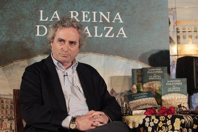 Ildefonso Falcones Presenta La Reina Descalza