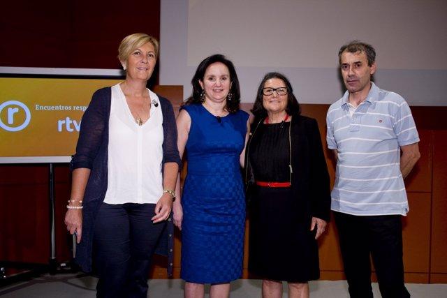Encuentro Responsable de RTVE sobre acoso escolar