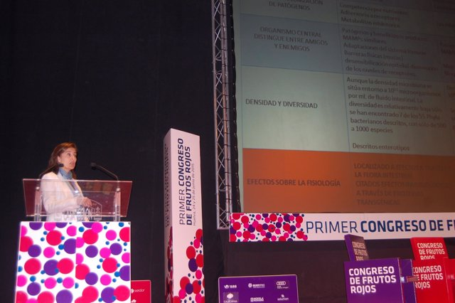 I Congreso de Frutos Rojos en Huelva.