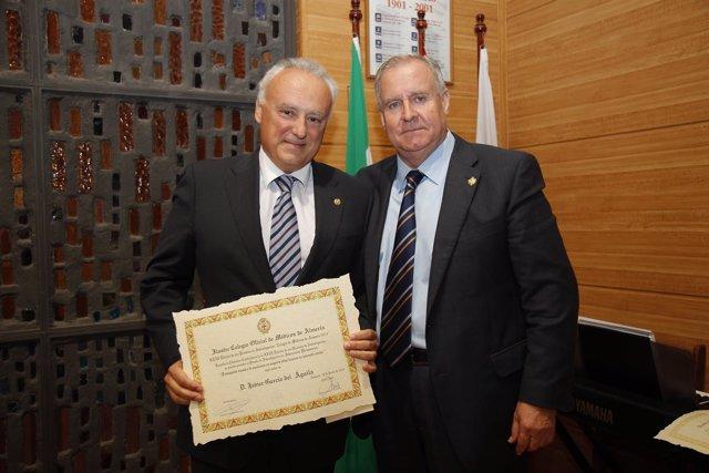 El 061 recibe el premio de investigación del Colegio de Médicos de Almería
