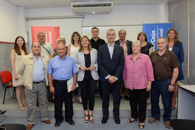 Fundación Ibercaja y Fundación CAI apoyan diez proyectos sociales en Teruel