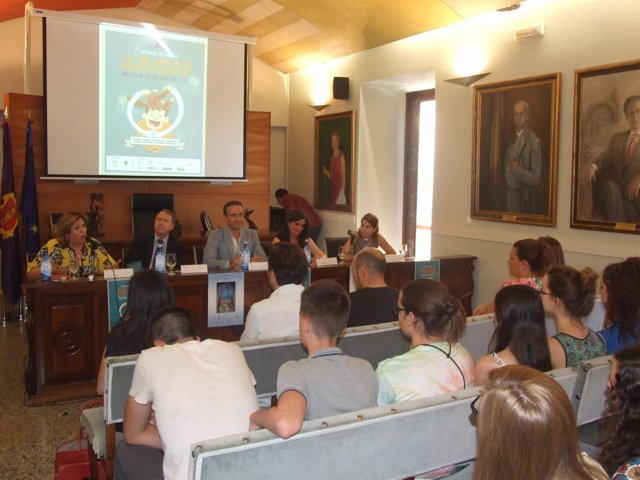 Apertura de las II Jornadas sobre Derechos Humanos