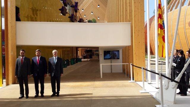 Día de Aragón en la Expo de Milán