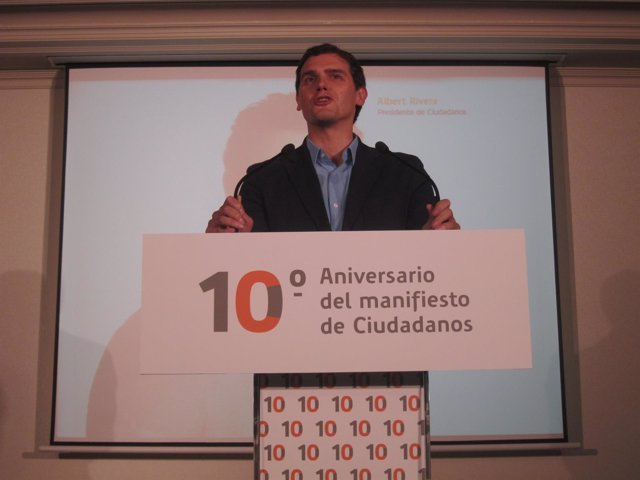 Albert Rivera (C's)