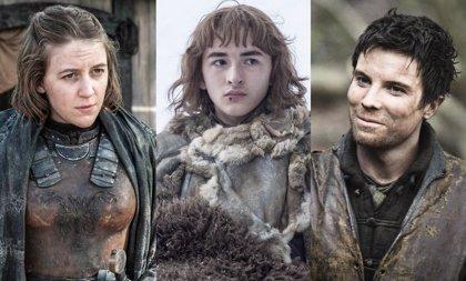 Los 9 personajes perdidos de Juego de tronos