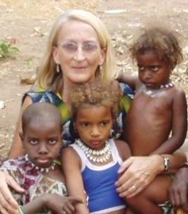 La misionera estadounidense Phyllis Sortor