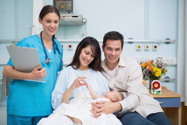 La salud de la embarazada en la semana 40 de gestación
