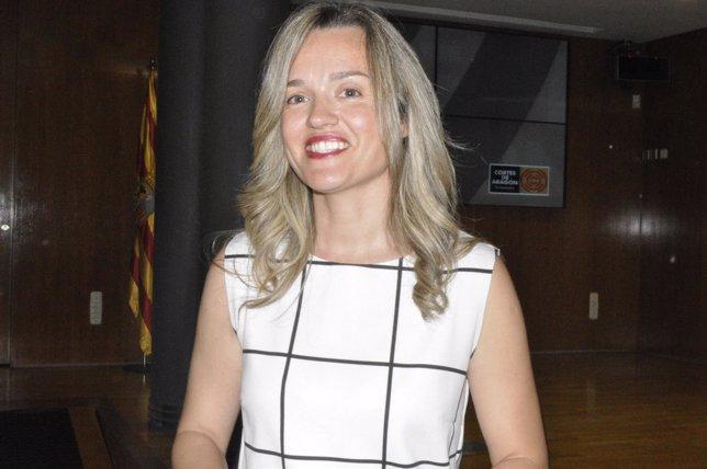 Pilar Alegría (PSOE)