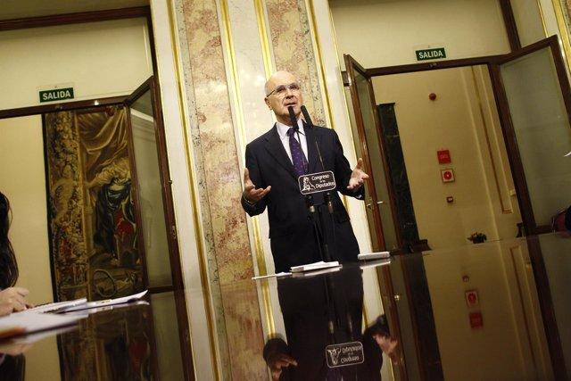 Josep Antoni Duran (Archivo)