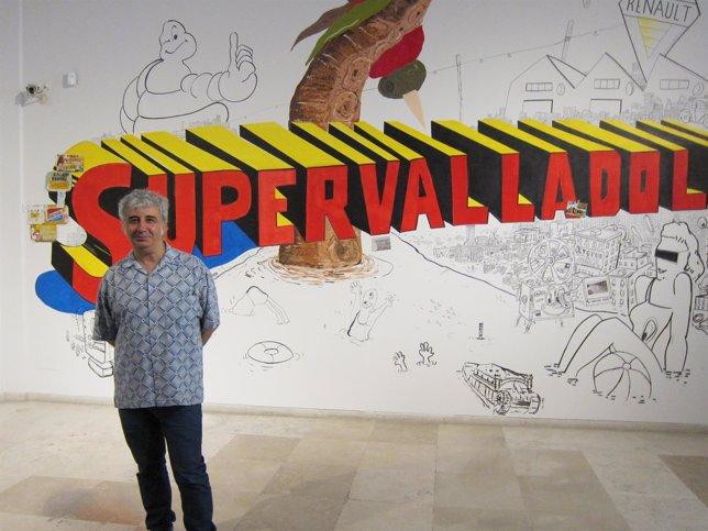 Artista Luis Pérez Calvo