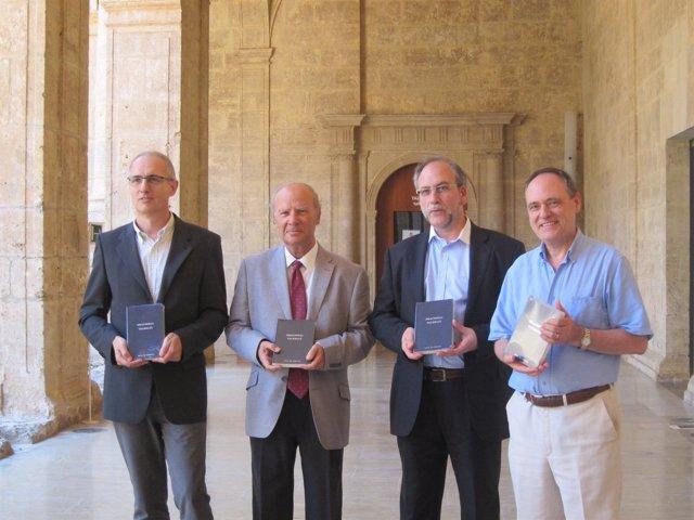 Presentación del 'Oracional Valencià' de la AVL