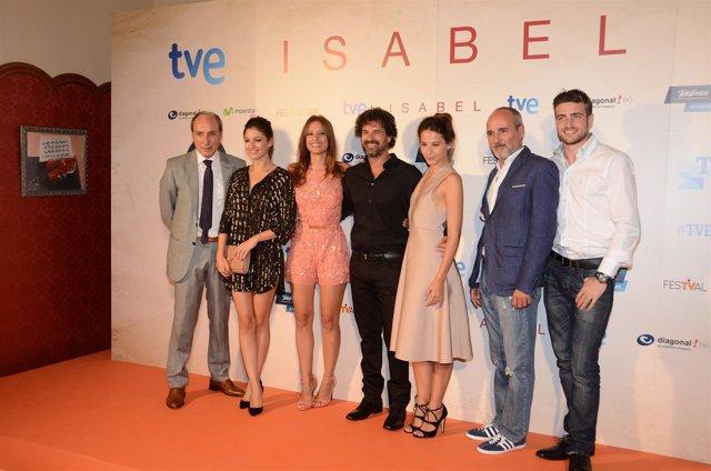 Isabel tercera temporada