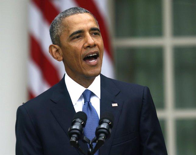 Obama celebra dictamen del Supremo sobre matrimonio homosexual