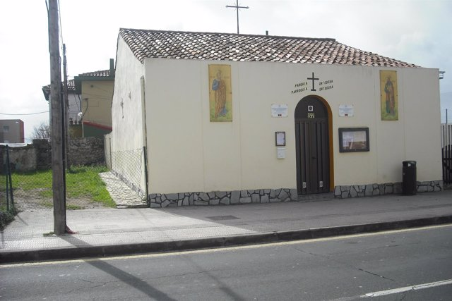 Parroquia ortodoxa rumana en Santander