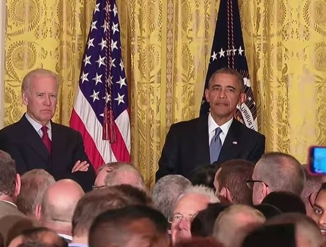 Obama repreende ativista durante discurso