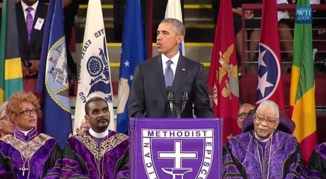 Obama Charleston
