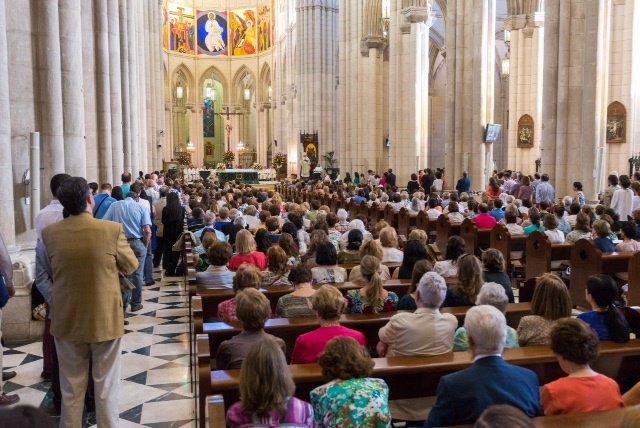 Eucaristía en la fiesta litúrgica de san Josemaría Escrivá