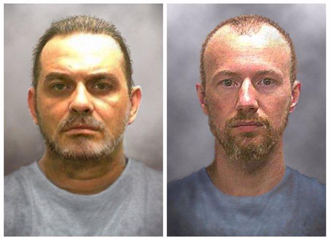 Matt y Sweat en la lista de los 15 fugitivos más buscados