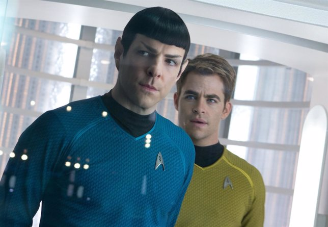 Chris Pine y Zachary Quinto firman para Star Trek 4